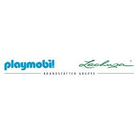 Logo Playmobil - Brandstätter Gruppe